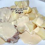 recette Tournedos de volaille au Maroilles