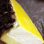 recette entremet spéculoos citron et chocolat blanc
