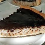 recette tarte noix de coco et chocolat