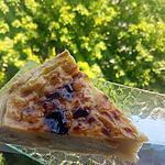 recette flan pâtissier aux amandes