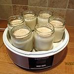 recette yaourts maison à la vanille