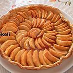 recette Tarte aux pommes et à la compote