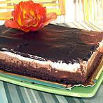 recette Gourmandise aux trois chocolats
