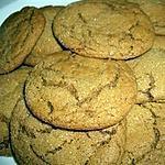 recette Biscuit a la mélasse ( très bon )