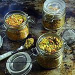 recette Préparer son court-bouillon en poudre avec des carapaces de crevettes et des épluchures