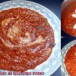 recette RISOTTO AL TELEFONO ROSSO