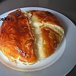 recette Camembert feuilleté aux lardons