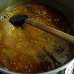 recette ma sauce bolognaise pimenté