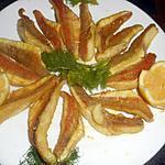 recette Fiket de rouget grondin aux fenouils confits