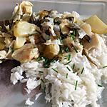 recette Marmite de Colin aux poireaux et aux pommes de terre
