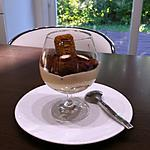 recette Verrine mascarpone, schokobons, spéculoos