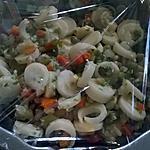 recette salade aux petits légumes frais