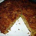 recette Moelleux anglais au miel et aux noix