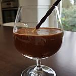 recette Mousse au chocolat saveur cookies