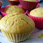recette Muffins patate douce-gingembre et mangue séche
