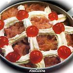 recette Compote de rhubarbe au fromage blanc toute simple