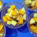 recette salade des fruits