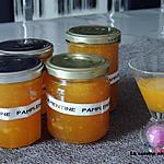 recette Confiture de pamplemousse et clémentines
