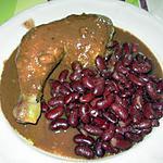 recette Molé Poblano ou sauce épicée au cacao