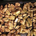 recette Pomme de terre aux herbes au four