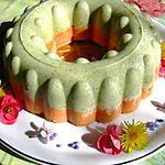 recette Mousse brocolis, carottes et crabe