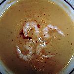 recette soupe au crevette tres simple