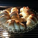 recette Croissants Maison hyper bons