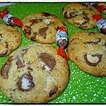 recette Cookies aux schokobons