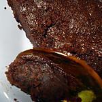 recette Moelleux au chocolat simple et rapide