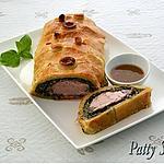 recette Porc Wellington Sauce Porto