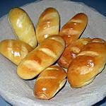 recette pains au lait maison