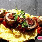 recette Ballottine de veau farcie à la tapenade et tomate séchée