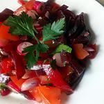 recette Salade multivitamine