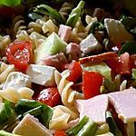 recette Salade de pâtes en 5min ! ...