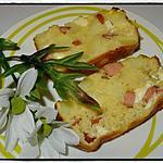 recette Cake de pommes de terre à la vache qui rit