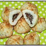 recette Rochers coco au nutella