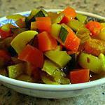recette Curry de légumes