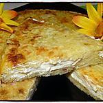 recette Galette de pommes de terre à la vache qui rit