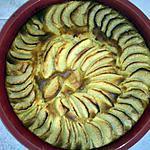 recette Tarte aux pommes à la compote