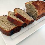 recette BANANA CAKE