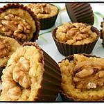 recette Bouchées aux noix