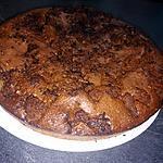 recette Moelleux au chocolat truffe a l'arak