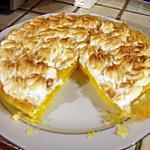 recette la tarte au citron meringuée