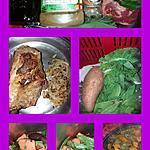 recette Agneau pois gourmands patate douce