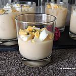 recette Mousses d'asperges aux oeufs durs