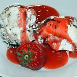 recette Coulis de fraises maison