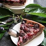 recette Clafoutis aux cerises { sans gluten, sans lait, sans oeufs }