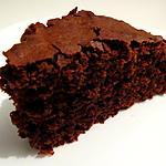 recette ultra fondant au chocolat