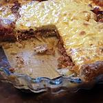 recette Tarte au thon catalane