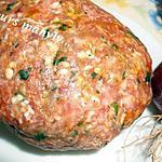 recette préparation viande  hachée a l a marocaine...pour grillades ou autres..(pour un happy dimanche!).
